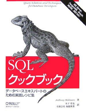 SQLクックブック ―データベースエキスパートのための実践レシピ集の詳細を見る