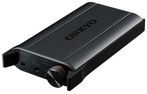 ONKYO ポータブルヘッドホンアンプ DAC-HA200(B)