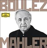Boulez Conducts Mahler - Complete Recordings [14 CD] by Pierre Boulez (2013-05-03)