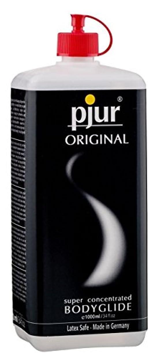 つかむ熱狂的な慎重Pjur Original Bodyglide Lubricant - 1000ml
