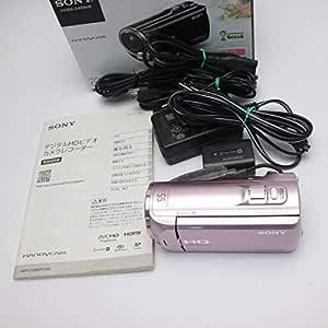 ソニー デジタルHDビデオカメラレコーダー「HDR-CX390」(サクラピンク) HDR-CX390-P
