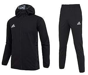 アディダス(adidas)サウナスーツ (日本向けサイズ)シルバーハイロン (Small)