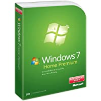 【旧商品】Microsoft Windows 7 Home Premium 通常版 Service Pack 1 適用済み