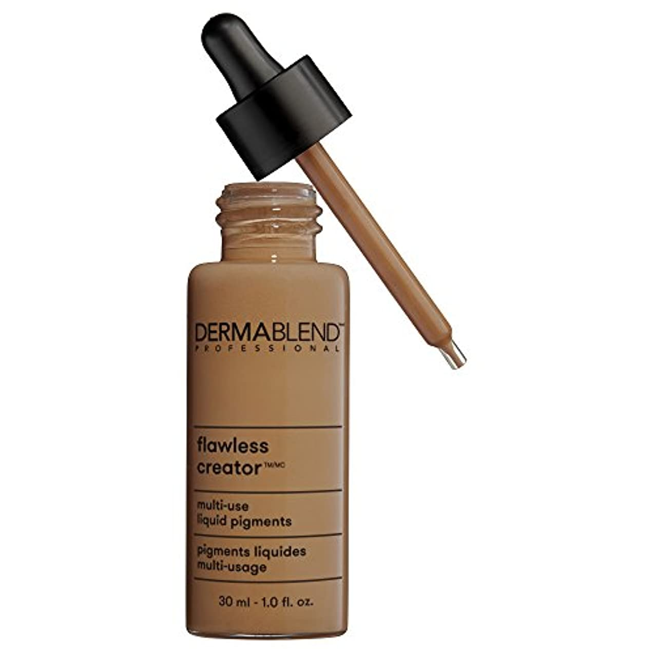 委託教モンスターダーマブレンド Flawless Creator Multi Use Liquid Pigments Foundation - # 60N 30ml/1oz並行輸入品