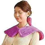 apro(アプロ) 日本伝統文化「甲斐巻き」の電器毛布版 ショルダーウォーマー KWS-M201P