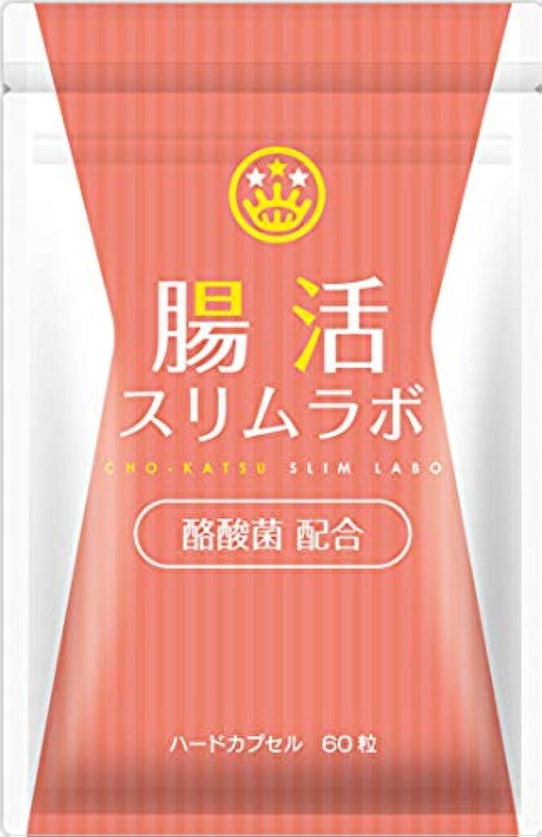 オール古風な愚か『3袋セット』酪酸菌サプリ 腸活スリムラボ (30日分) 酪酸菌 短鎖脂肪酸 サプリメント