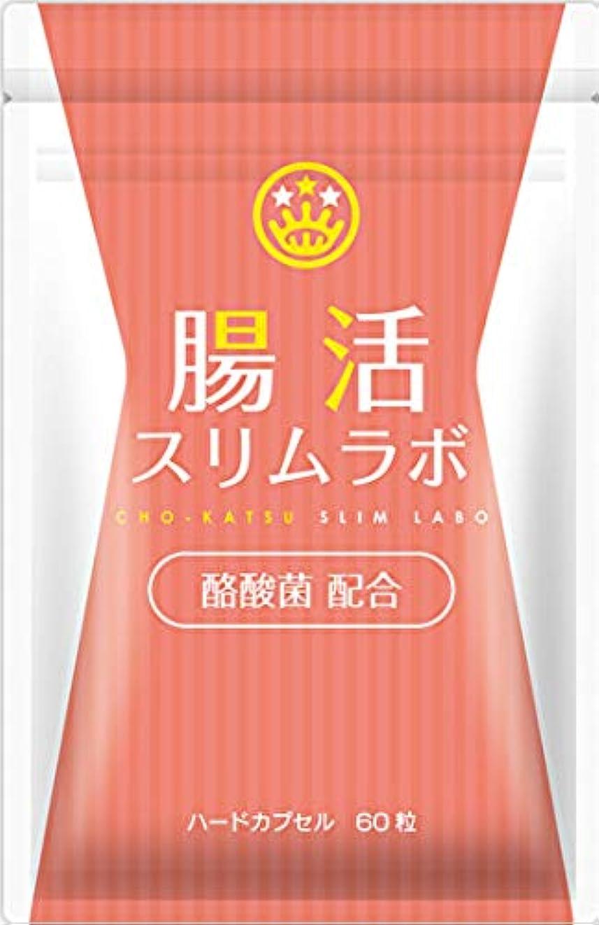 シルエット出来事悲観主義者『3袋セット』酪酸菌サプリ 腸活スリムラボ (30日分) 酪酸菌 短鎖脂肪酸 サプリメント