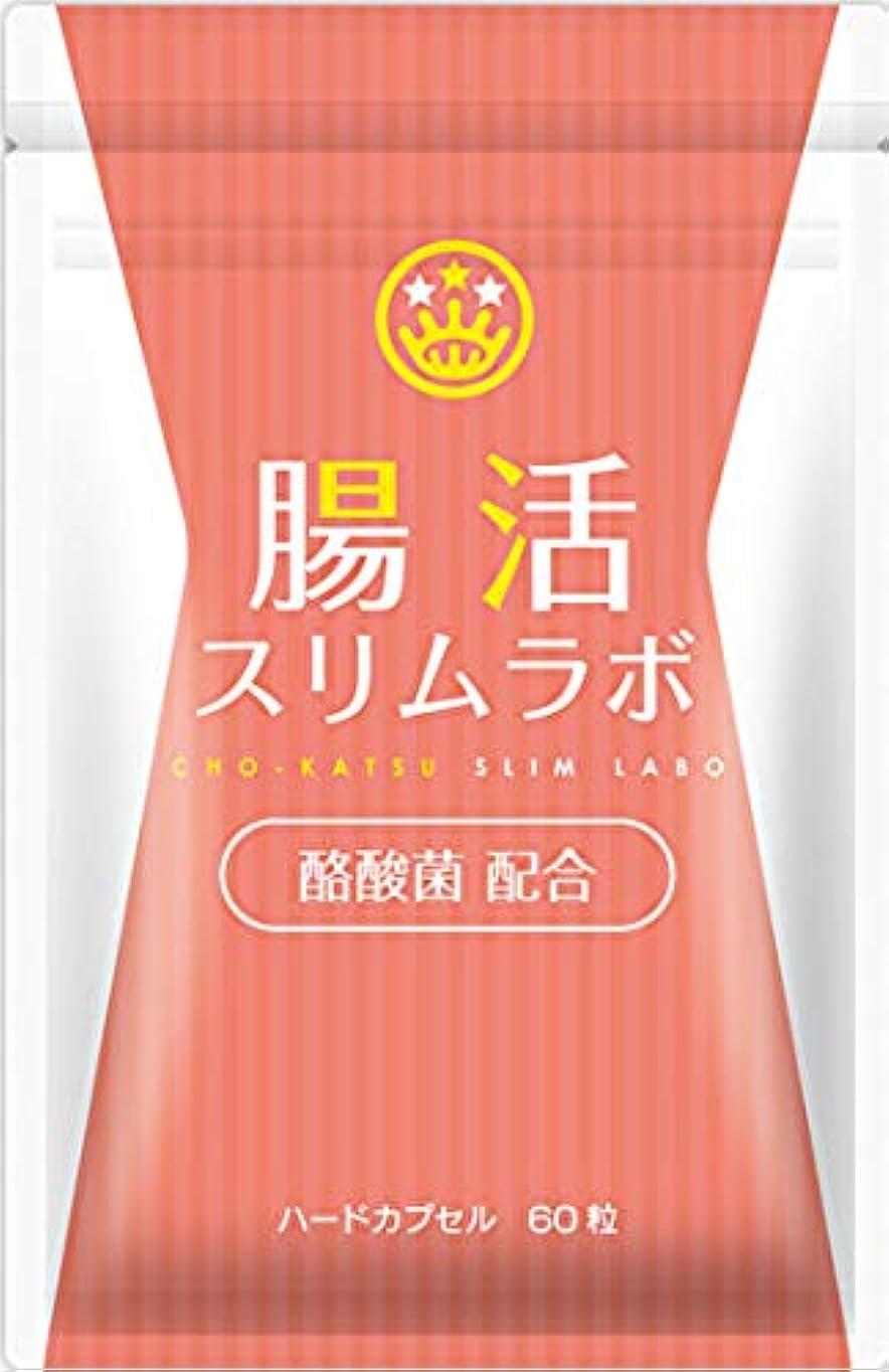 一生しなやかな修復酪酸菌サプリ 腸活スリムラボ (30日分) 酪酸菌 短鎖脂肪酸 サプリメント