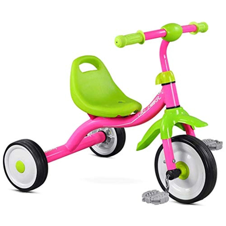 子供の三輪車は、空気タイヤを必要としない1-3歳 ( Color : 1 )