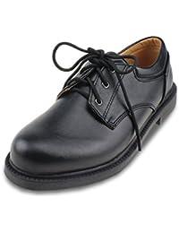 [Chiximaxu] ボイーズシューズ フォーマルシューズ 男の子 履きやすい 革靴