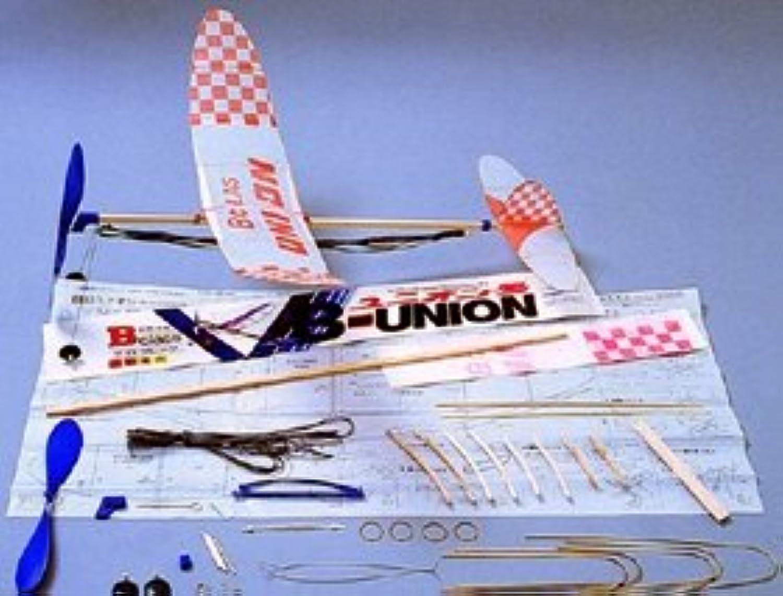 昭和のおもちゃシリーズ 模型飛行機 ユニオン (上級者用)