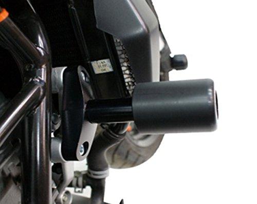 バイク フレーム スライダー for DUKE 125 200 390 2個セット【送料無料】