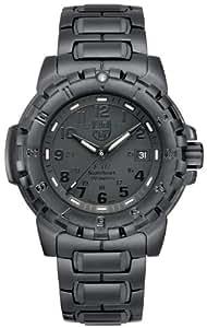 [ルミノックス]Luminox 腕時計 ロッキードマーティン F-117ナイトホーク ブラックアウト 6402BlackOut メンズ 【正規輸入品】