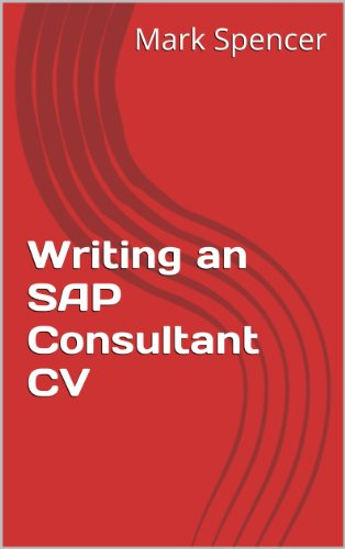 amazon co jp writing an sap consultant cv english edition 電子