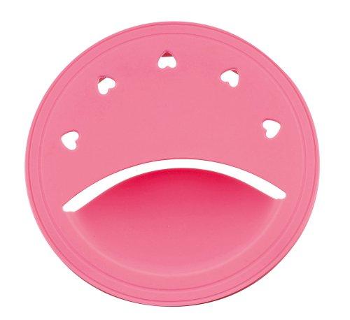 パール金属 排水口 ふた ピンク B10 シリコーン H&B...