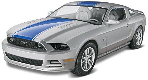 アメリカレベル 1/25 2014 マスタング GT シルバー 04309