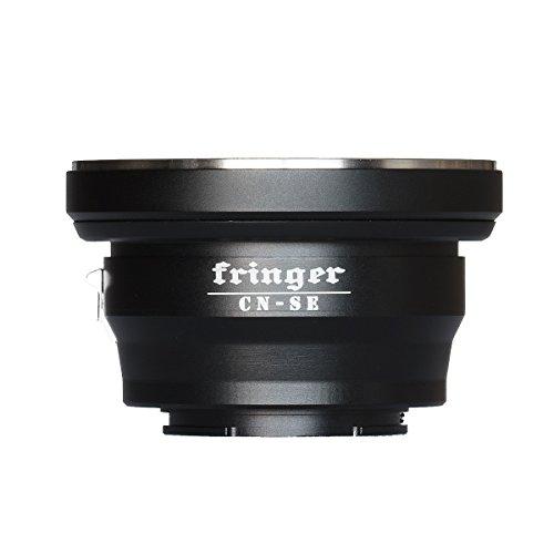 Fringer  フリンガー  FR-C6SE スマートマウントアダプター  コンタックス645マウントレンズ → ソニーEマウント変換  電子接点付き