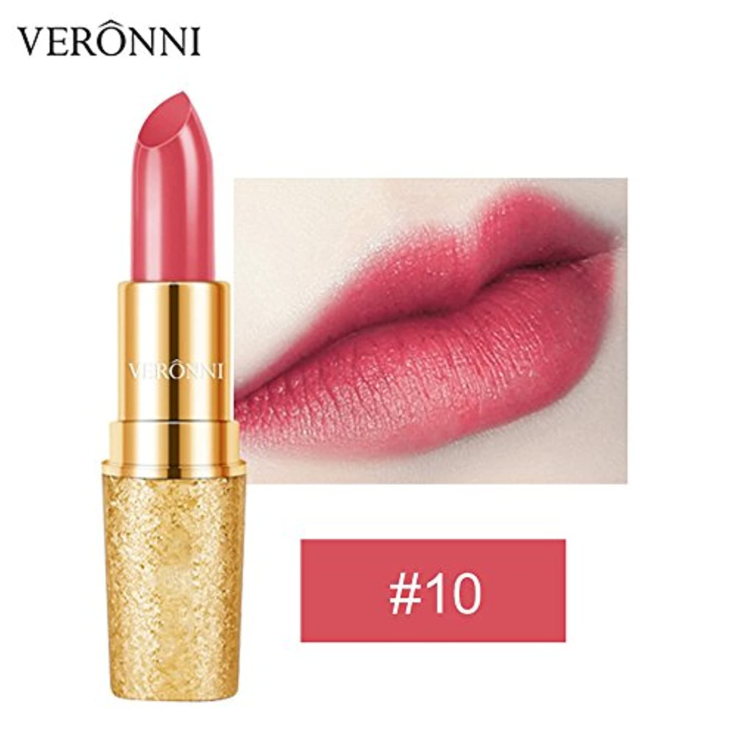 再発するはさみプラグ?Keysims 回転口紅 単色 19色選択 ゴールドデザイン 魅力的 買う価値ある口紅 恋する唇 自然なツヤ 長続き リップスティック リップライナー リップグレーズ マットリップ リップグロス 綺麗 優れる発色 安い...