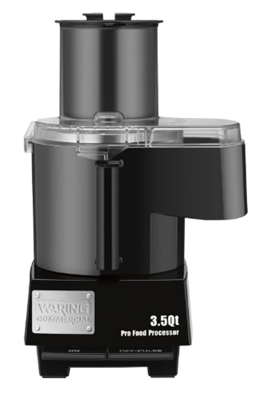 絵圧力プロポーショナルWaring Commercial WFP14SC Batch Bowl and Continuous Food Processor with LiquiLock Seal System, 3-1/2-Quart by Waring