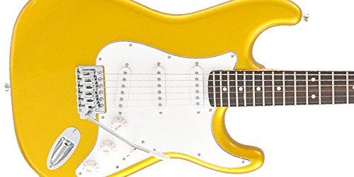 【国内正規品】 PLAYTECH プレイテック エレキギター ST250 Rose Gold