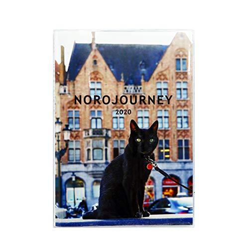 グリーティングライフ ヨーロッパを旅してしまった猫と12ヶ月 手帳 2020年 1月始まり ウィークリー B6 CD-8...