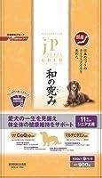 (まとめ買い)ジェーピースタイル ゴールド 和の究み 11歳以上のシニア犬用 (ドライタイプ) 900g ドッグフード 【×4】