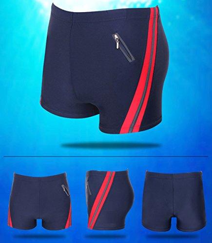 『HIROMARUjp メンズ 水着 競泳 水泳 サーフパンツ インナー パンツ』の1枚目の画像
