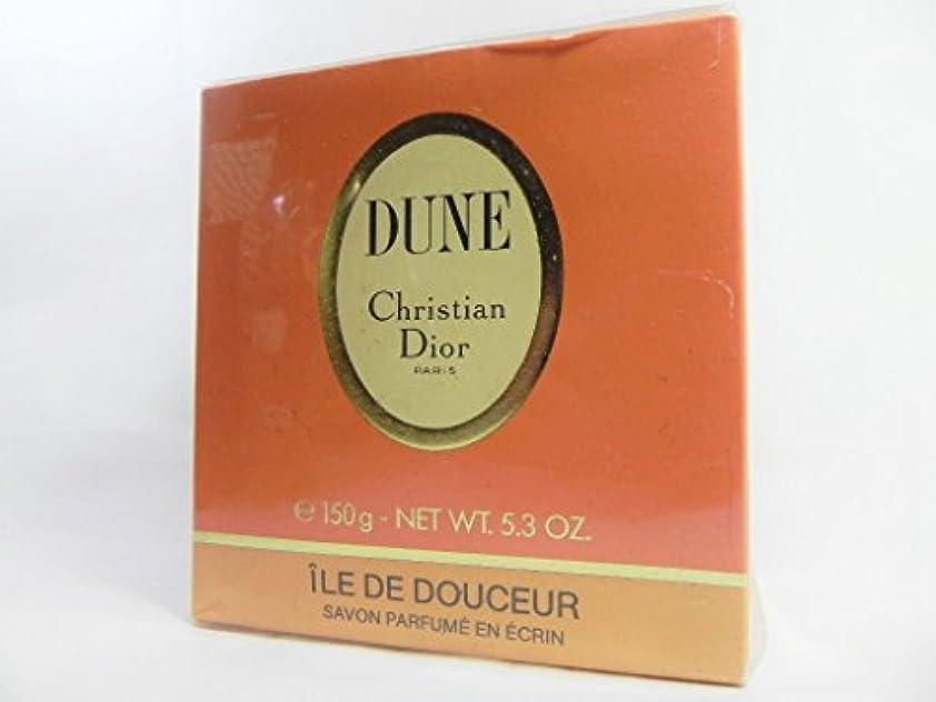 とにかくトースト視聴者Dior(ディオール) DUNE デューン 石けん サヴォン ソープ SAVON SOAP 150g [並行輸入品]