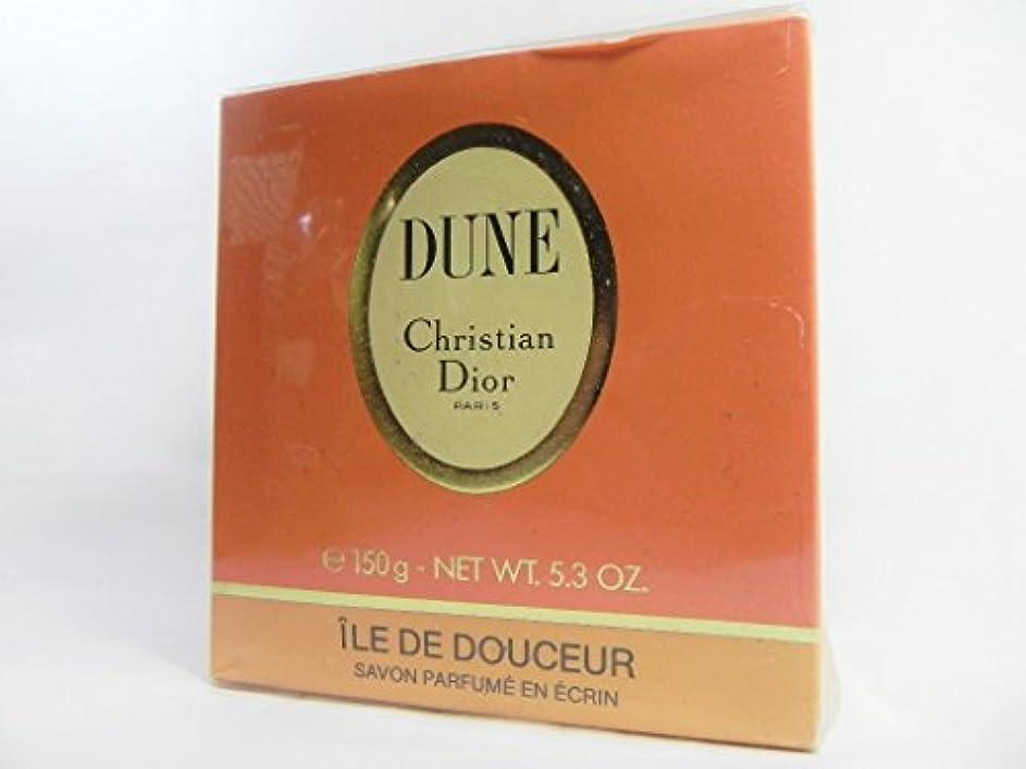 郵便局助けてふざけたDior(ディオール) DUNE デューン 石けん サヴォン ソープ SAVON SOAP 150g [並行輸入品]