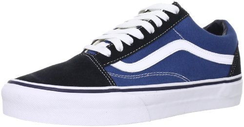 [バンズ] スニーカー Basic Old Skool Navy US 8(26 cm)