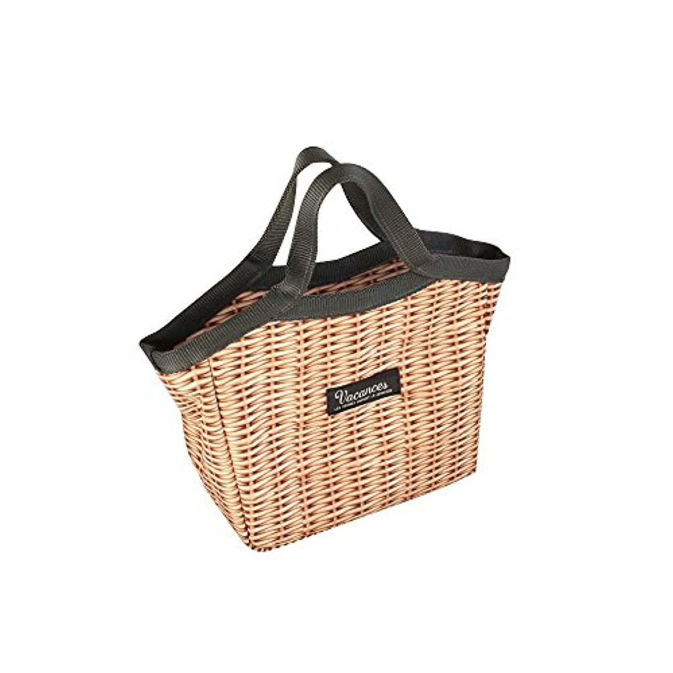 日付付き売り手不足(Lunch Bag, Panier) - Time Concept Thermo-Insulated Designer Picnic Accessory - Lunch Bag - Panier