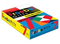 Froebel Gift 7 Paper Parquetry Geometry Shapes ブロック おもちゃ (並行輸入)