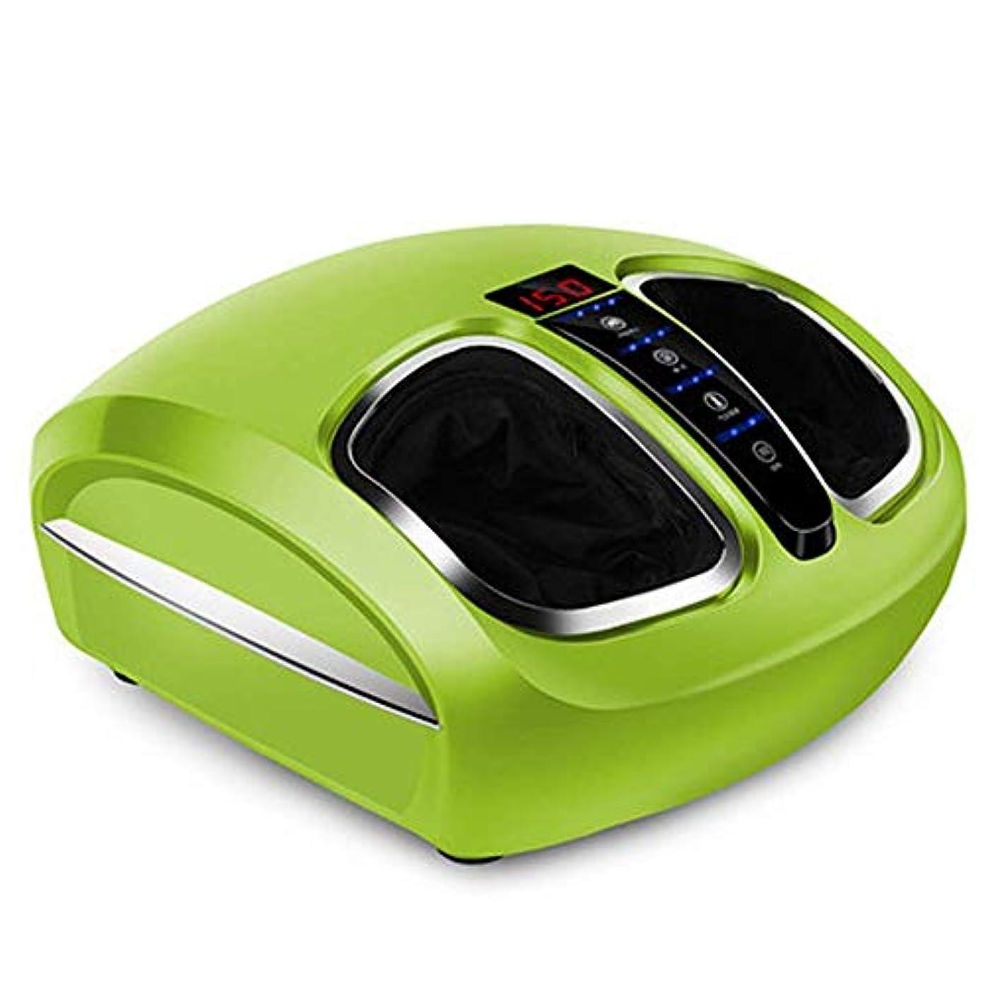 マリナー使用法専門用語熱を備えた電気フットマッサージ機、循環用のマッサージャースパマシンディープニーディングローリング指圧