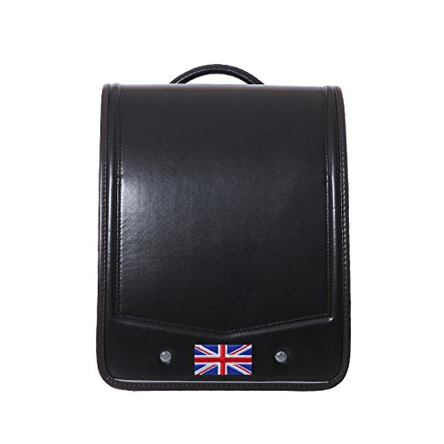 (Wansi) キッズ 子供 男の子 女の子 ランドセル 反射条 減圧 プレゼント バッグ 鞄 リュックサック ブラック