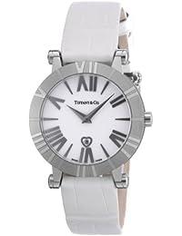 [ティファニー]Tiffany&Co. 腕時計 Atlas ホワイト文字盤  アリゲーター革ベルト Z1301.11.11A20A71A レディース 【並行輸入品】