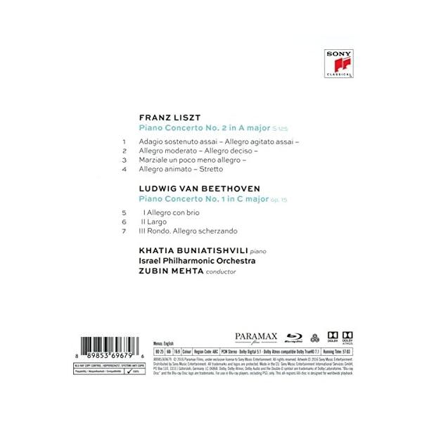Liszt & Beethoven: Pian...の紹介画像2
