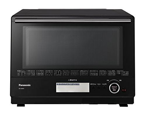 パナソニック スチームオーブンレンジ (ブラック) NE-BS805-K 1台
