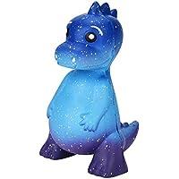 YIKAKIO ★ 低反発おもちゃ ストレス解消 減圧 発散おもちゃ 押し出すおもちゃ 低反発 プレゼント かわいいドラゴンサンプル ほしぞら玩具