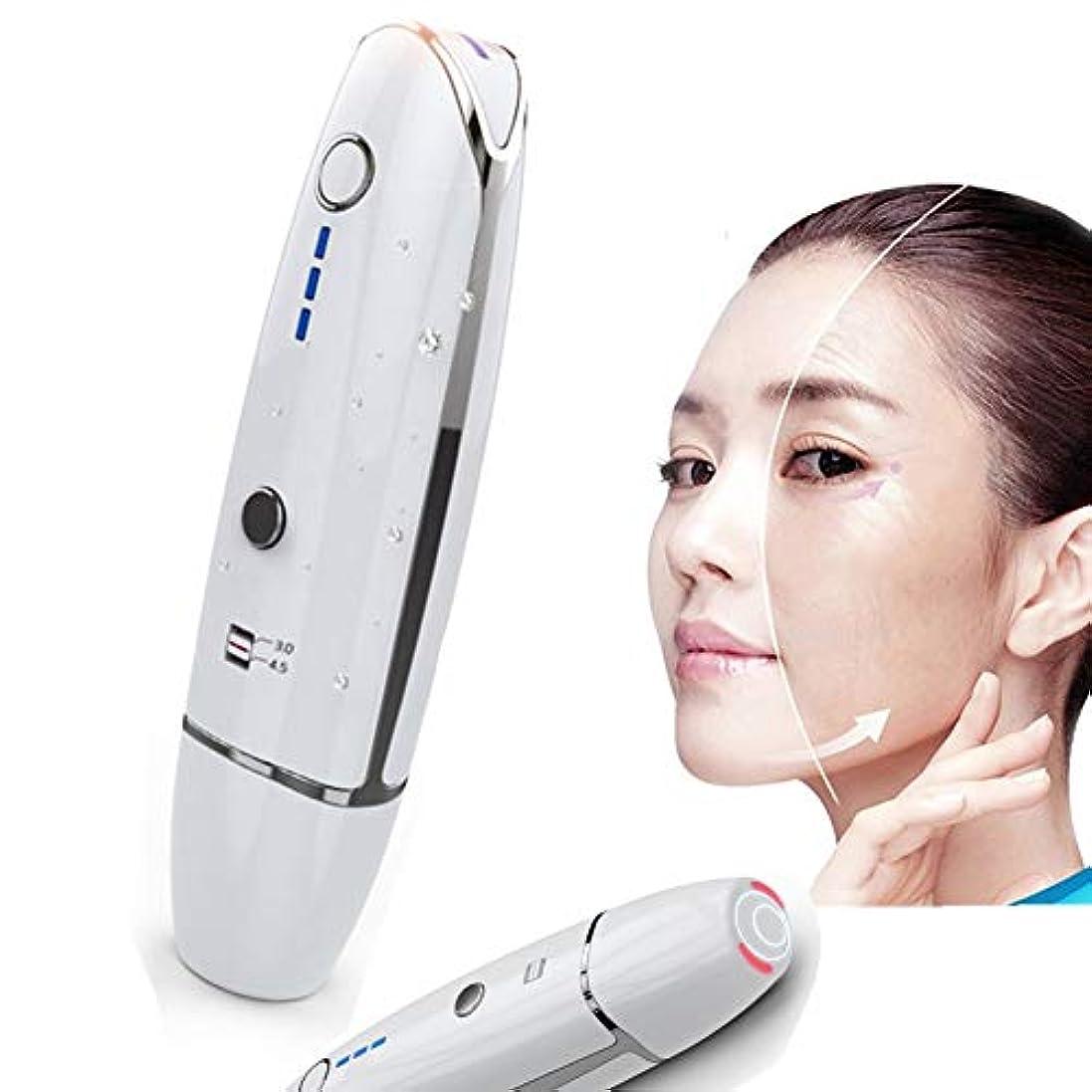該当する是正する放射する9 in1ガルバニックマイクロダーマブレーションデバイス肌の若返りフェイシャルマシンフェイスリフト肌の引き締めしわを取り除くアンチエイジングエステサロン
