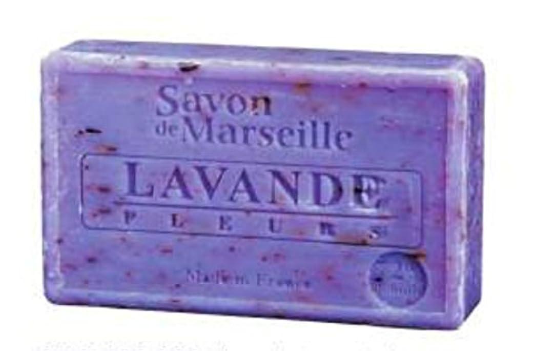インク流出日付付きPlantes&Parfums [プランツ&パルファム] シアバターソープ100g ラベンダーフラワー