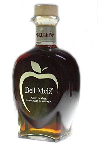 ベルメラ アップルビネガー 250ml (リンゴ酢) ベレイ社 イタリア産 (Italian apple vinegar Bell Mela by Bellei)