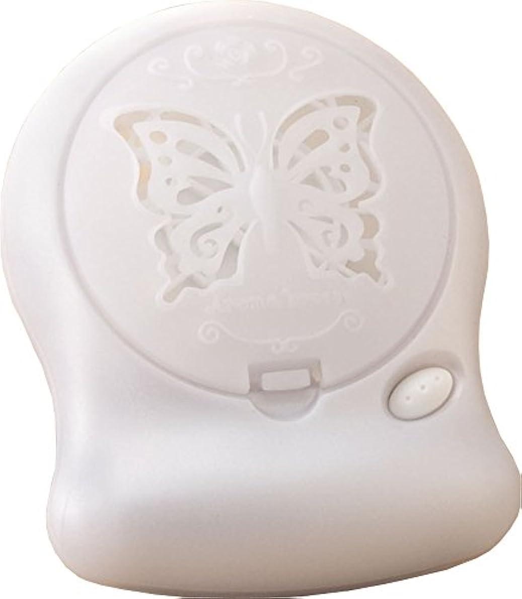 オーガニックボタン肺アロマブリーズ NOVAtJill ホワイト
