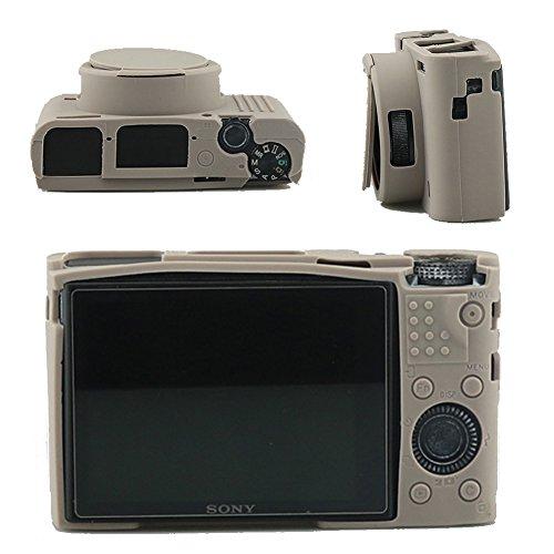 MaxKu ソニー SONY RX100 V / RX100 IV / RX100 III ケース ソフト 軽量 落下防止ソフト ケース