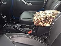 Ford Taurus 2010–16( Not写真セダン自動センターコンソールアームレストカバー、汚れから保護し、Damage Renews古いDamaged Consoles FRD1FRDTRS-MRSHOK