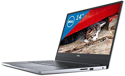 Dell ノートパソコン Inspiron 14 7472 Core i7モデル シルバー 18Q32S/Windows10/14インチFHD/8GB/128GB SSD+1TB HDD