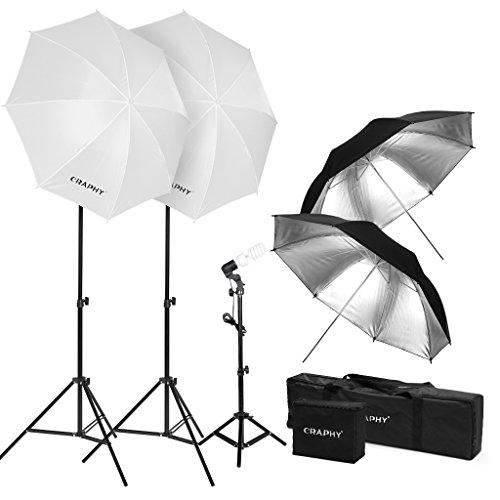 写真スタジオ照明キット