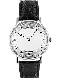 [ブレゲ] 腕時計 BREGUET 5157BB/11/9V6 K18WGホワイトゴールド/レザー シルバー文字盤 自動巻き [中古品] [並行輸入品]