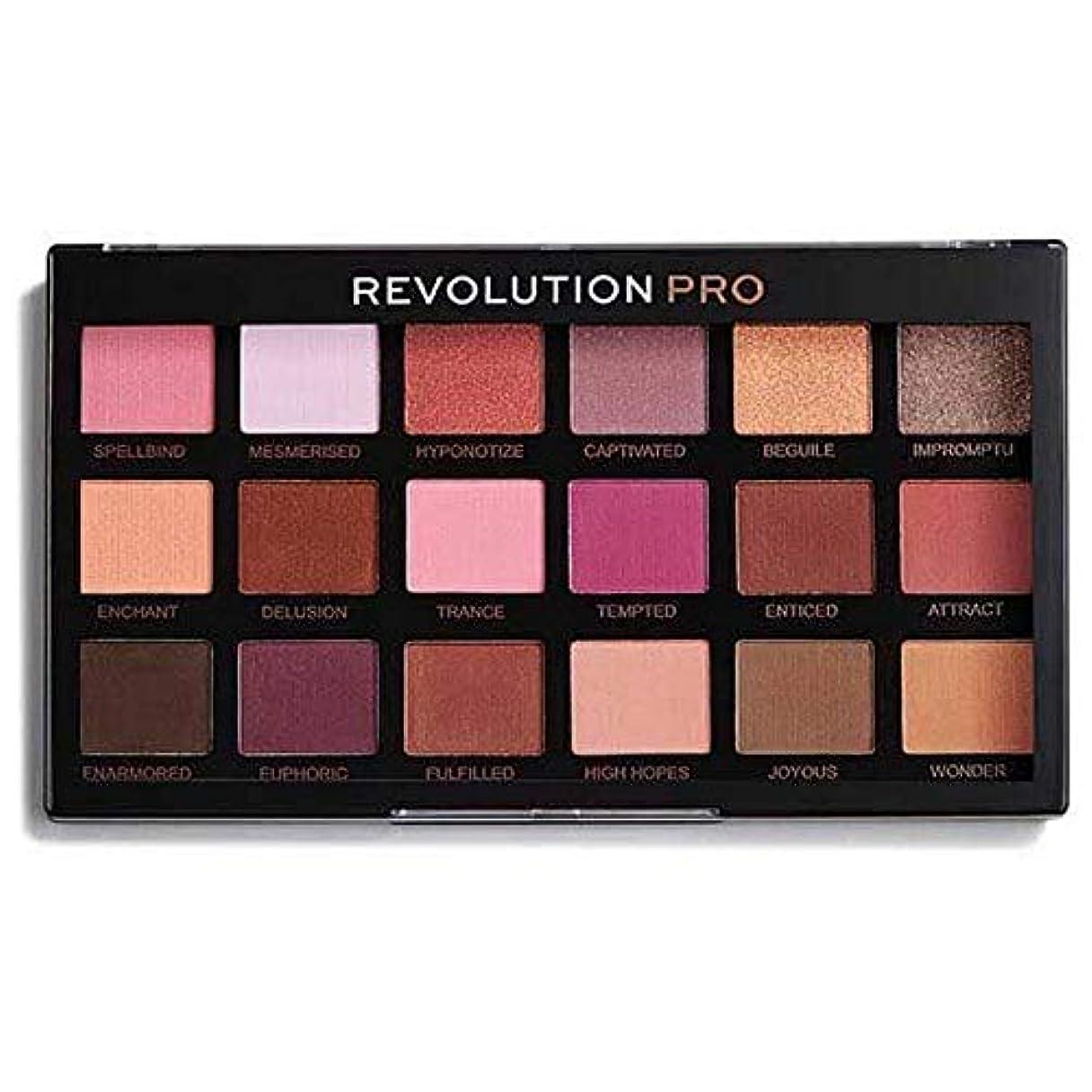[Revolution ] アイシャドウパレットうっとり革命プロ再生 - Revolution Pro Regeneration Entranced Eye Shadow Palette [並行輸入品]