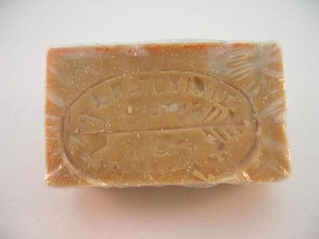 合金マトン食べる【PATOUNIS】パトーニス社 ギリシャの手作りオリーブ石けん グリーン 120g