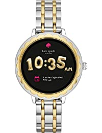 [ケイト・スペード ニューヨーク]kate spade new york 腕時計 SCALLOP TOUCHSCREEN SMARTWATCH KST2007 レディース 【正規輸入品】